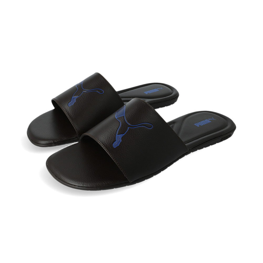 Image Puma Streetcat Embossed Men's Slides #2