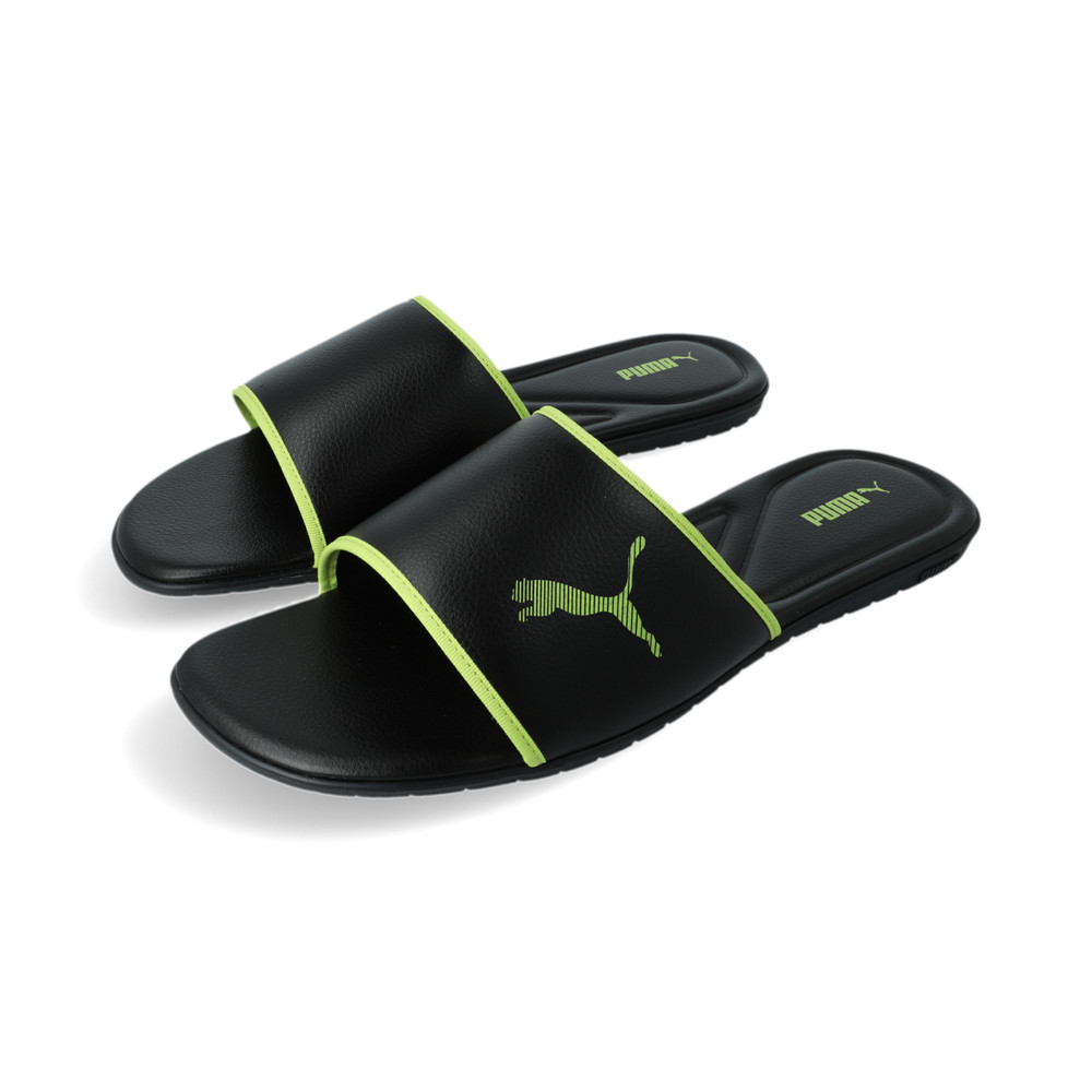 Image Puma Streetcat Pure Men's Slides #2