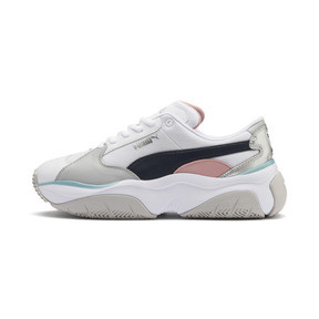 STORM.Y Metallic Women's Trainers