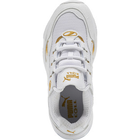 Thumbnail 5 of CELL Venom WO Women's Sneakers, Puma White-Puma Team Gold, medium