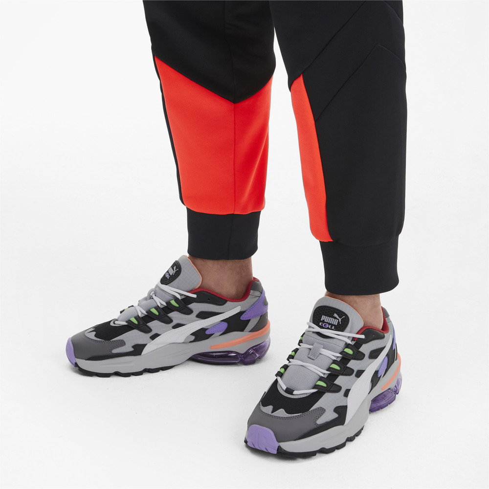 Image Puma CELL Alien Kite Trainers #2
