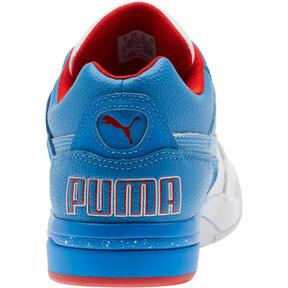 Miniatura 3 de Zapatos deportivos Palace Guard Retro, White-Indigo-Red, mediano