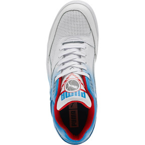 Miniatura 5 de Zapatos deportivos Palace Guard Retro, White-Indigo-Red, mediano