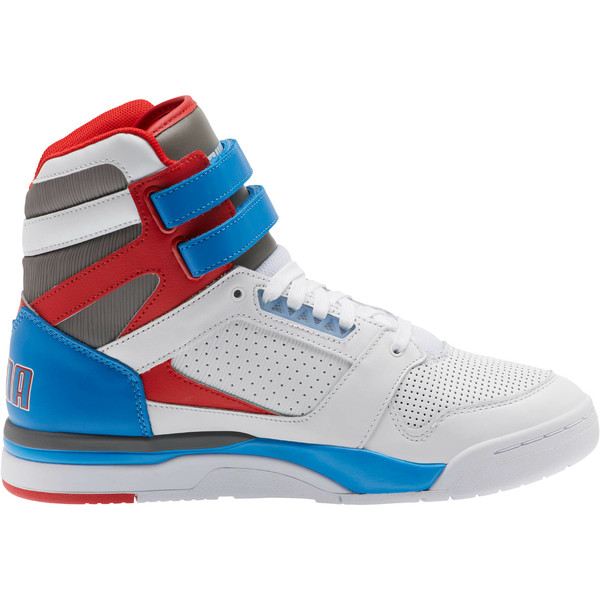 Palace Guard Mid Retro Sneakers, 01, large