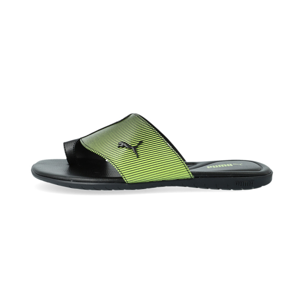 Image Puma Streetcat Linear Men's Slides #1