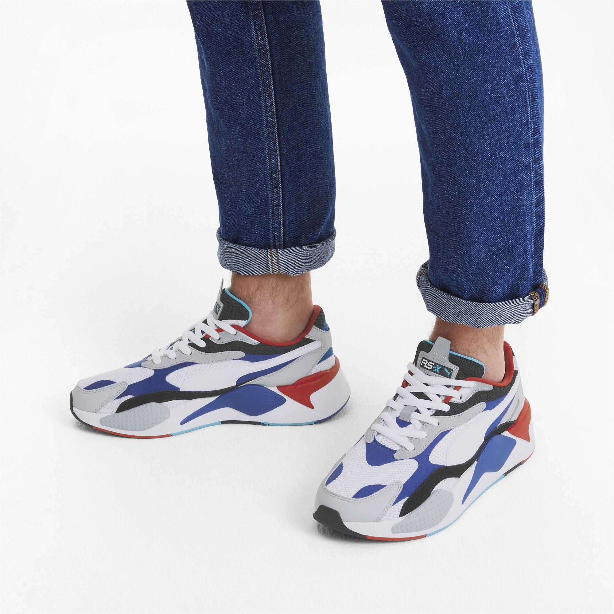 PUMA-Men-039-s-RS-X-Puzzle-Sneakers thumbnail 5