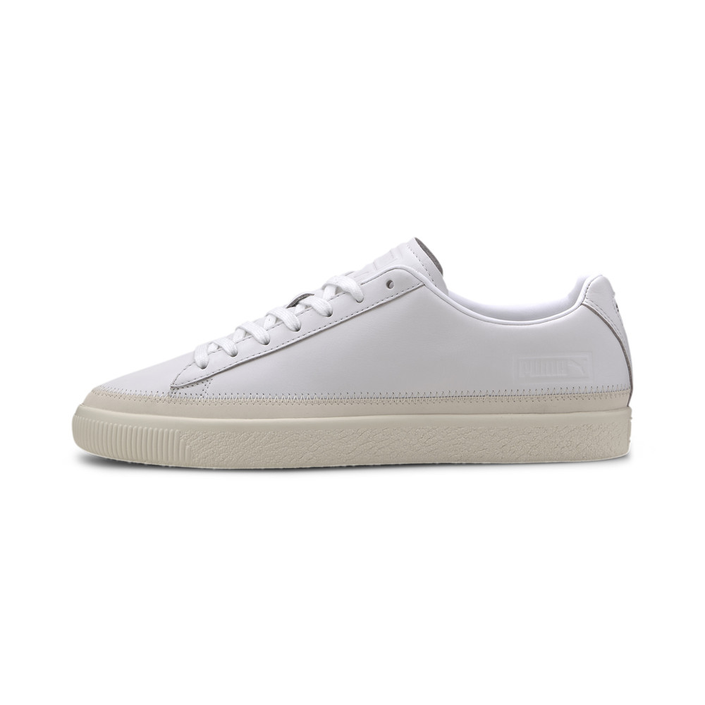 Image Puma Basket Trim PRM Trainers #1