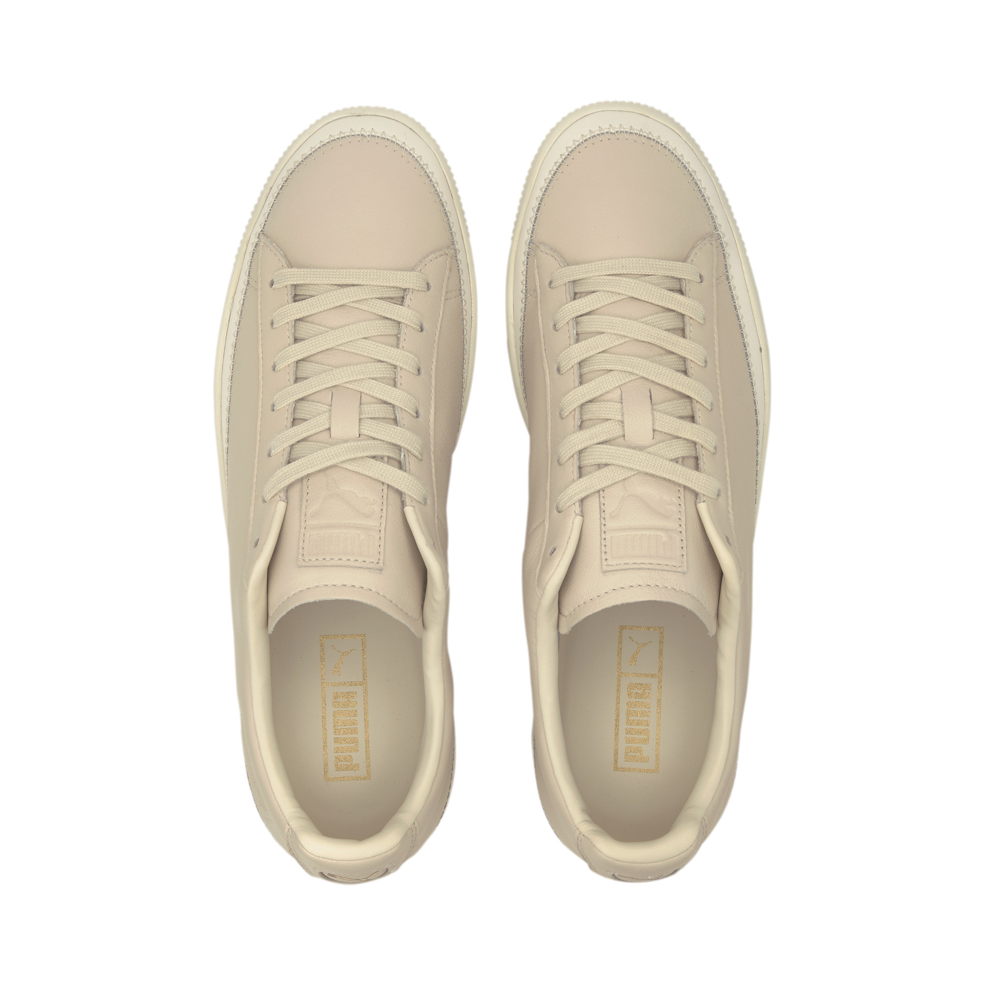 PUMA-Men-039-s-Basket-Trim-PRM-Sneakers thumbnail 15
