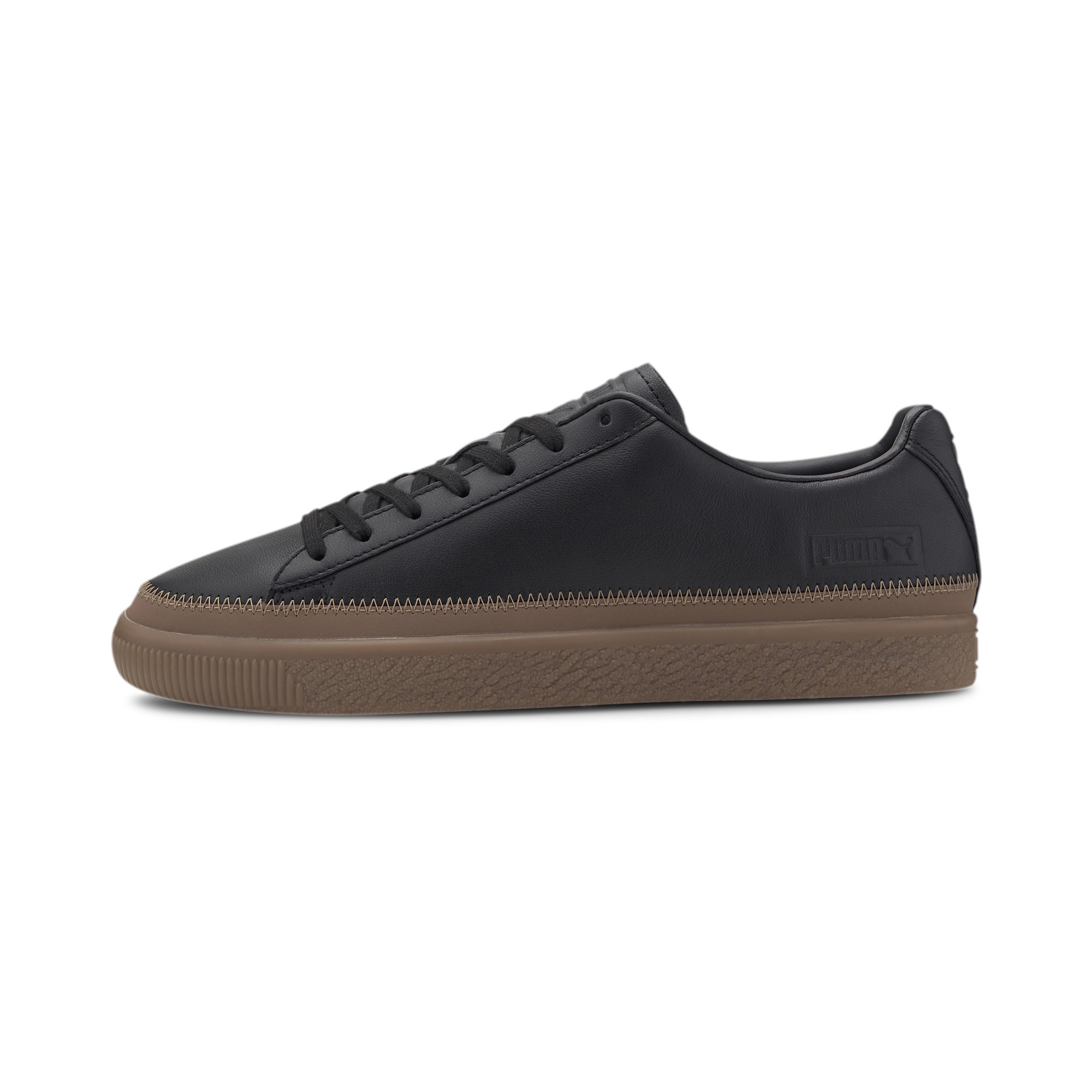 PUMA-Men-039-s-Basket-Trim-PRM-Sneakers thumbnail 4