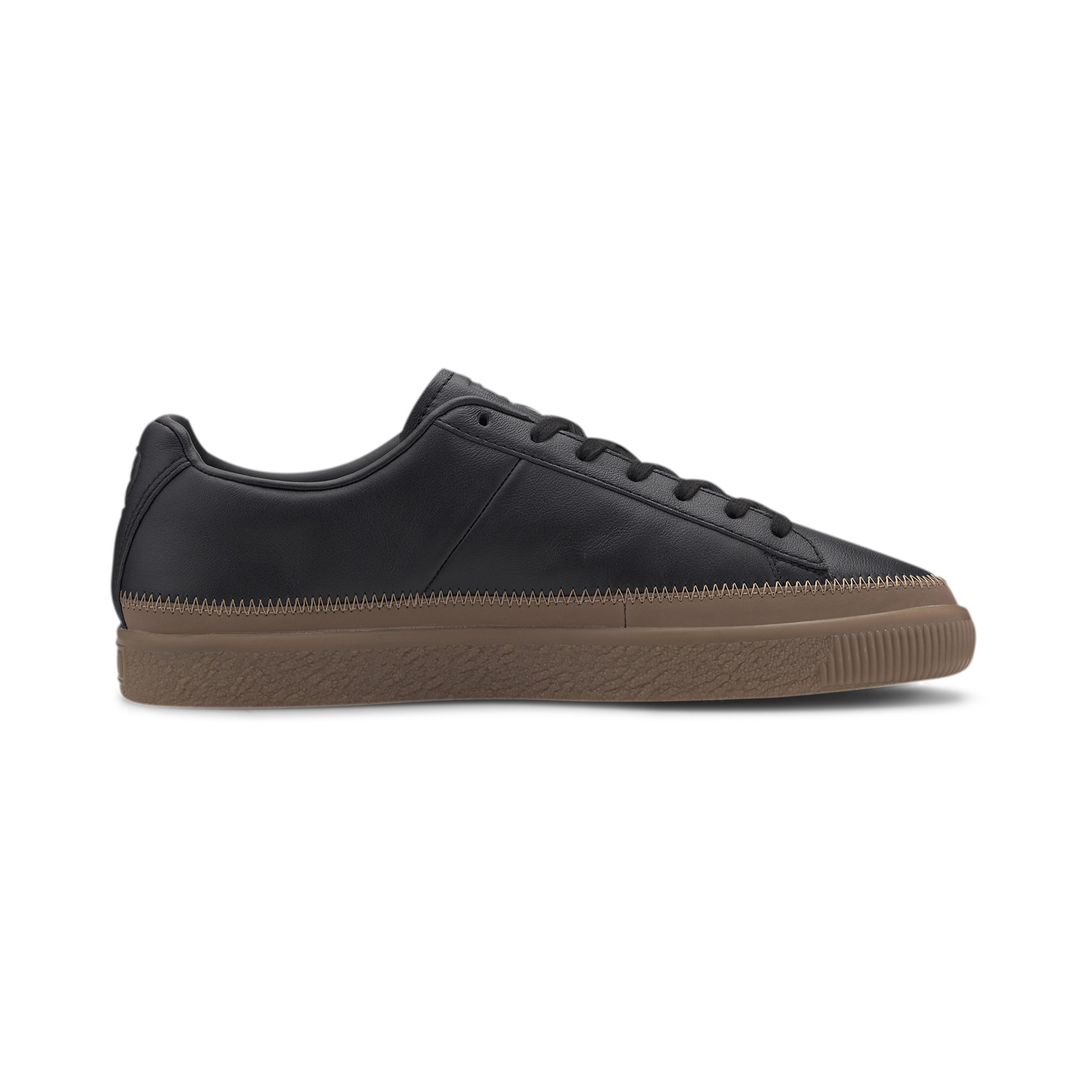 PUMA-Men-039-s-Basket-Trim-PRM-Sneakers thumbnail 7