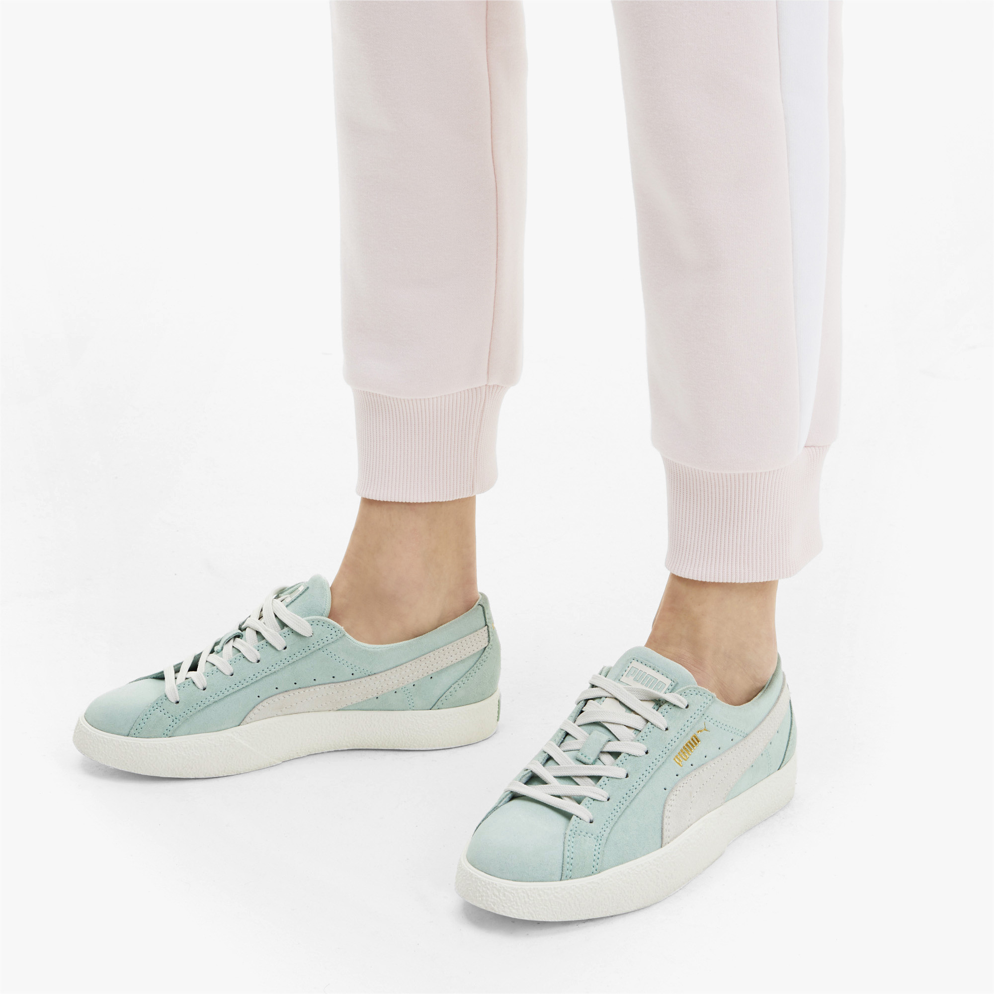 PUMA-Women-039-s-Love-Suede-Sneakers thumbnail 12