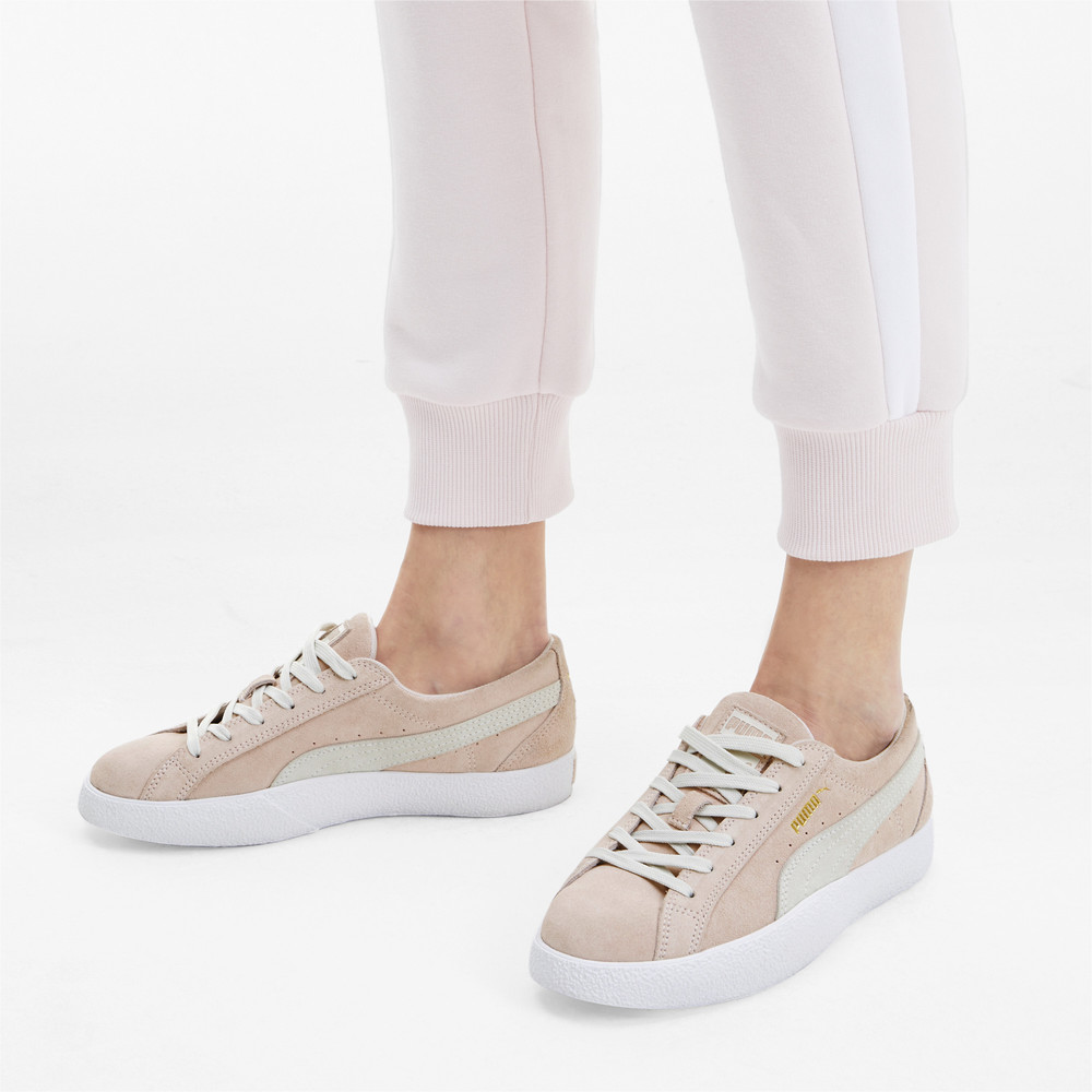Image Puma Love Suede Women's Trainers #2