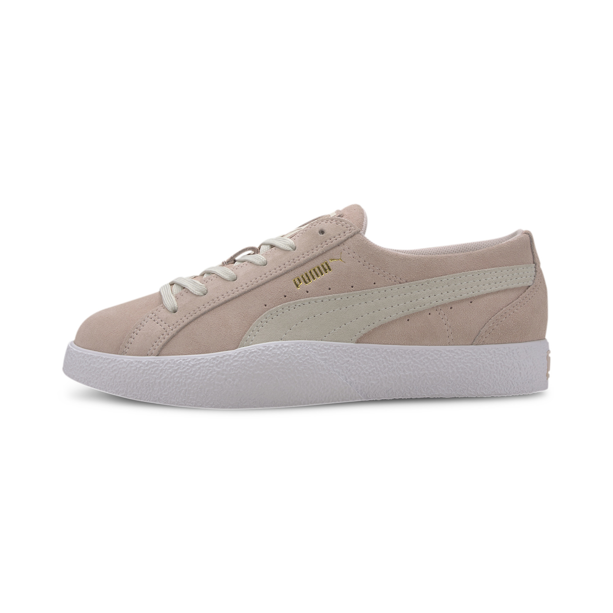 PUMA-Women-039-s-Love-Suede-Sneakers thumbnail 4