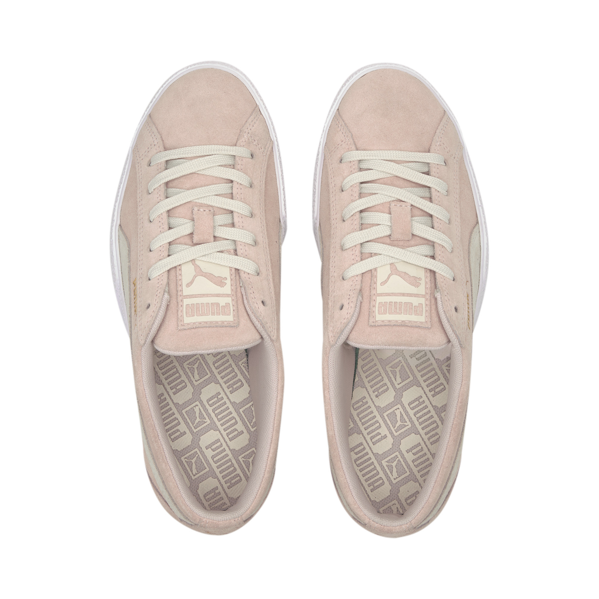 PUMA-Women-039-s-Love-Suede-Sneakers thumbnail 8