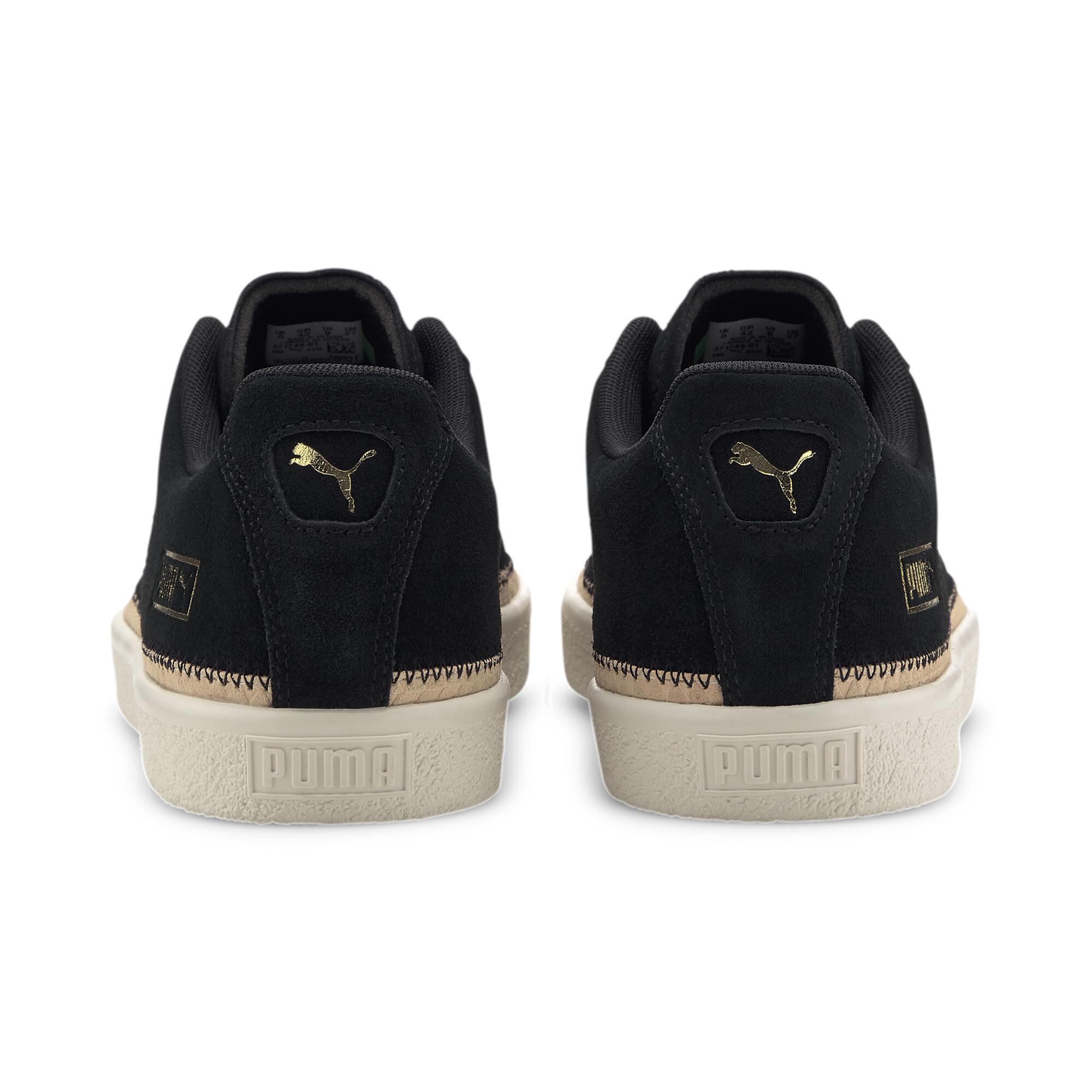 PUMA-Men-039-s-Suede-Trim-DLX-Sneakers thumbnail 17