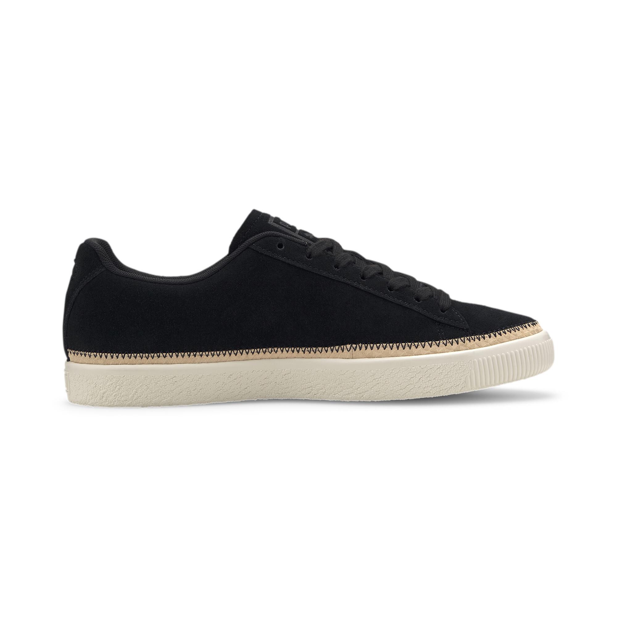 PUMA-Men-039-s-Suede-Trim-DLX-Sneakers thumbnail 21