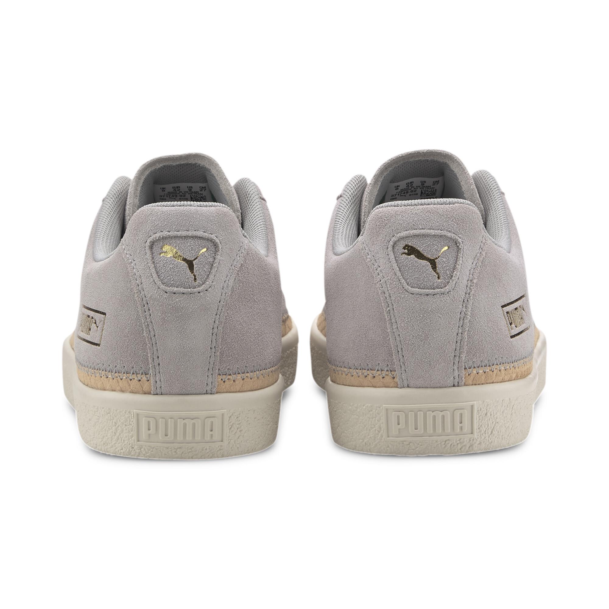 PUMA-Men-039-s-Suede-Trim-DLX-Sneakers thumbnail 3