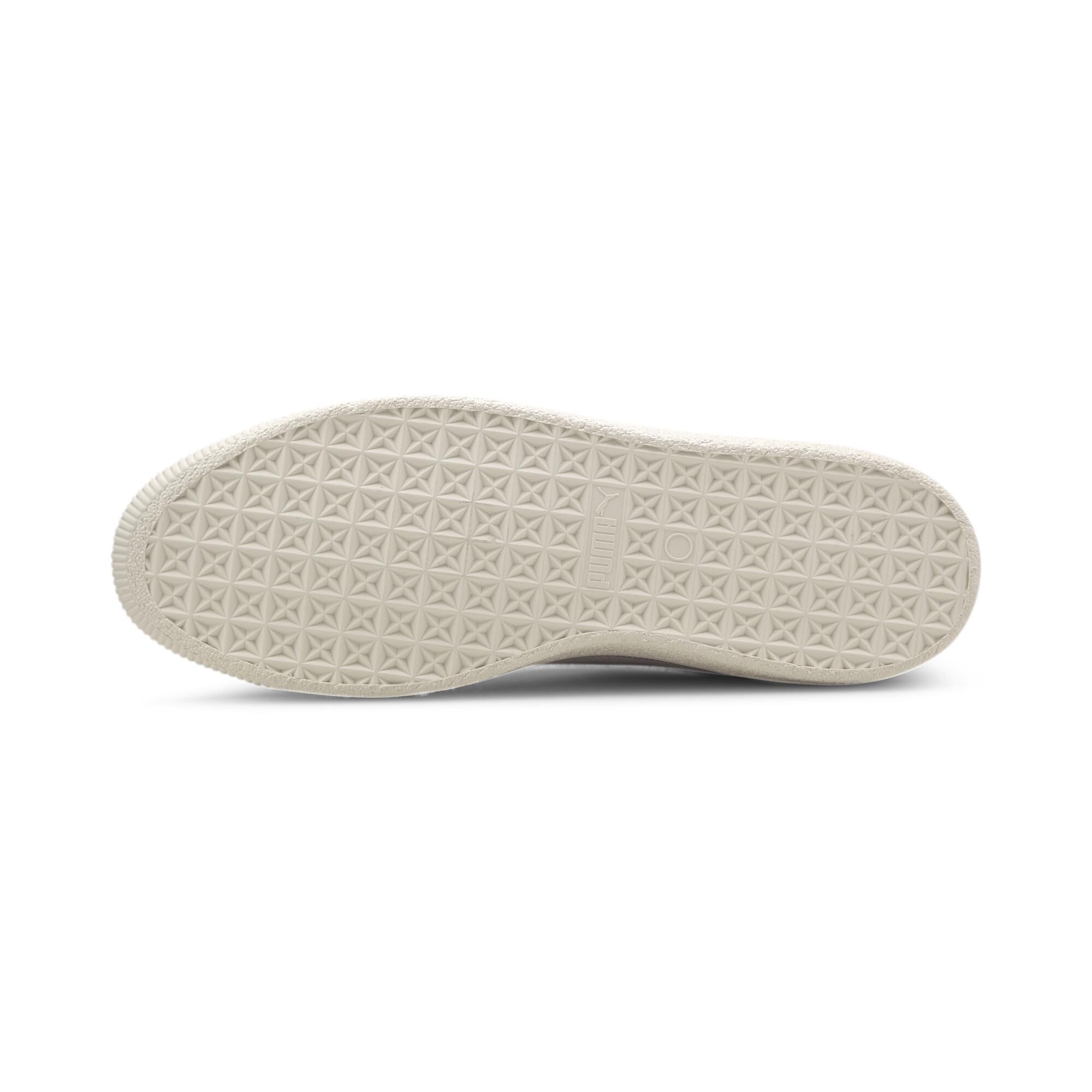 PUMA-Men-039-s-Suede-Trim-DLX-Sneakers thumbnail 6