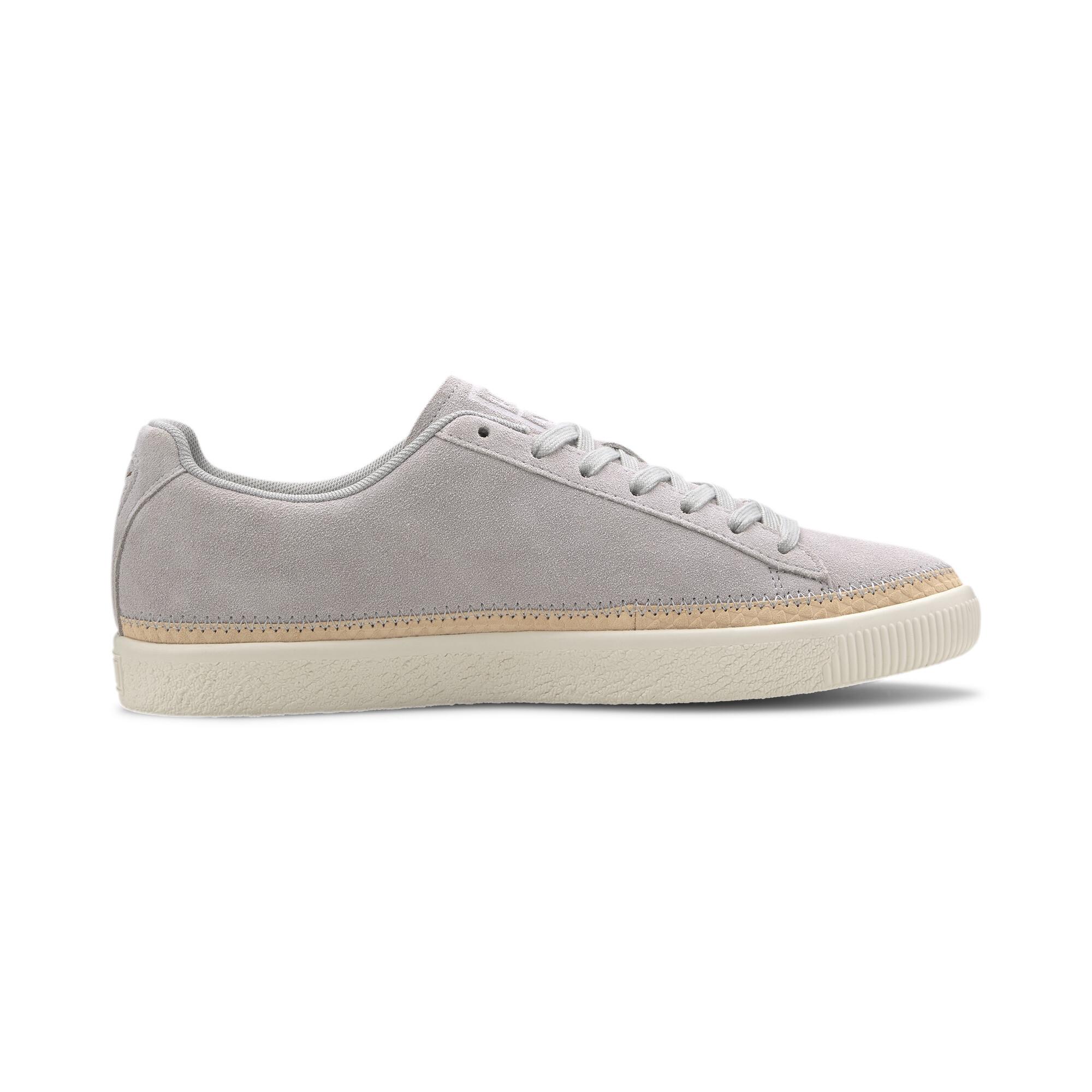 PUMA-Men-039-s-Suede-Trim-DLX-Sneakers thumbnail 7