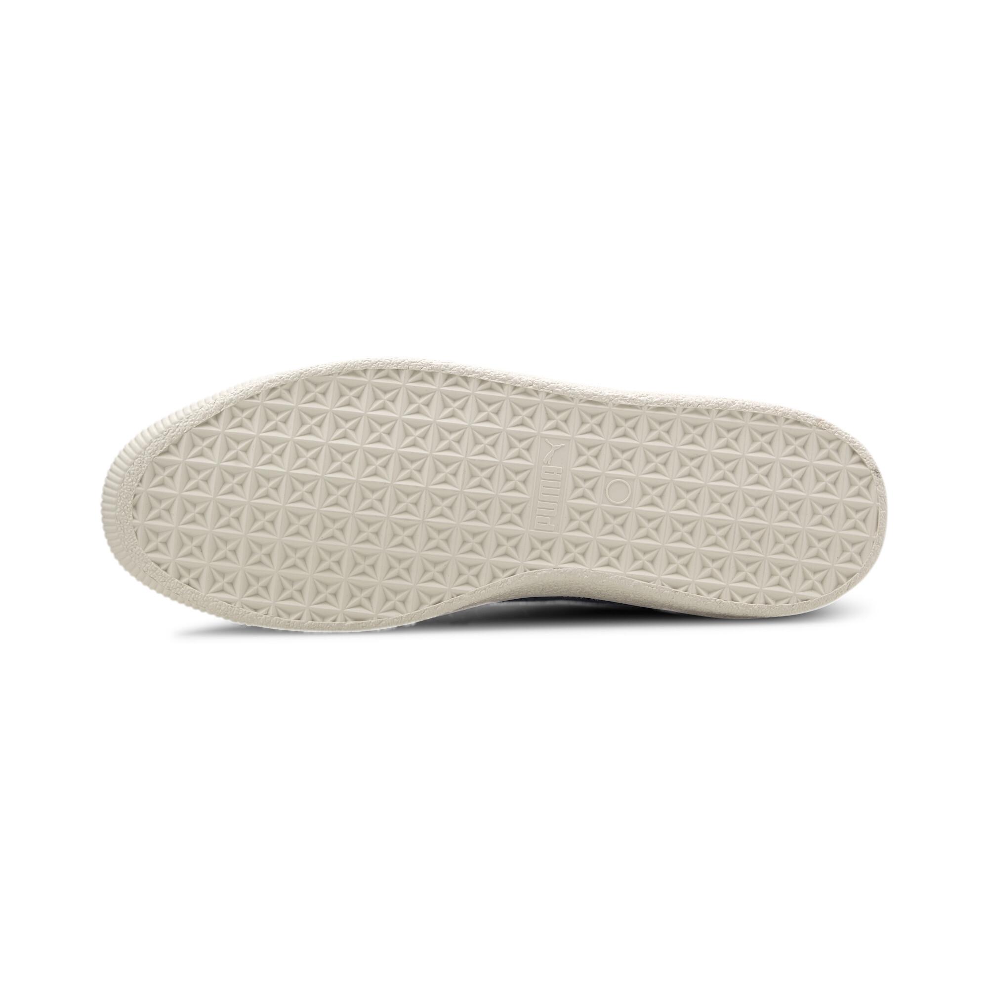 PUMA-Men-039-s-Suede-Trim-DLX-Sneakers thumbnail 13