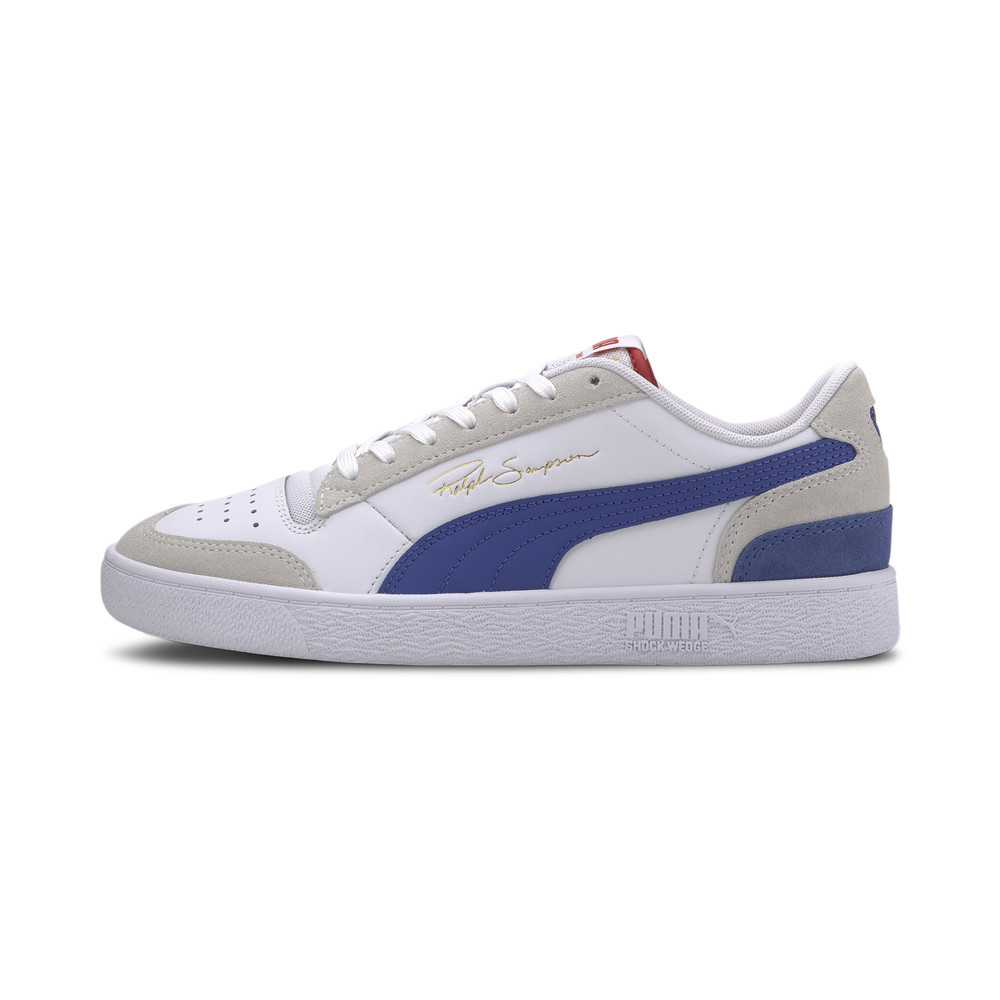 Image PUMA Ralph Sampson Lo Vintage Sneakers #1