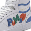 Image Puma Ralph Sampson Mid Badges Trainers #8