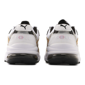 Thumbnail 3 of CELL VENOM アニマル キングダム スニーカー, Puma White-Golden Orange, medium-JPN