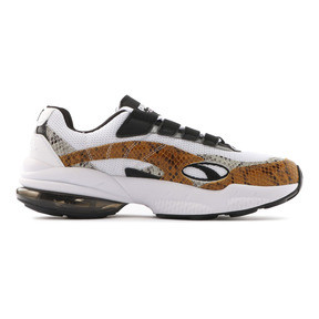 Thumbnail 5 of CELL VENOM アニマル キングダム スニーカー, Puma White-Golden Orange, medium-JPN