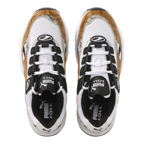 Thumbnail 6 of CELL VENOM アニマル キングダム スニーカー, Puma White-Golden Orange, medium-JPN