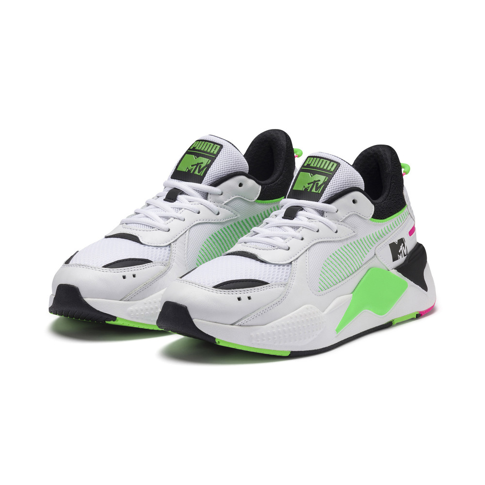 Image Puma PUMA x MTV RS-X Tracks Yo! Raps Europe Trainers #2