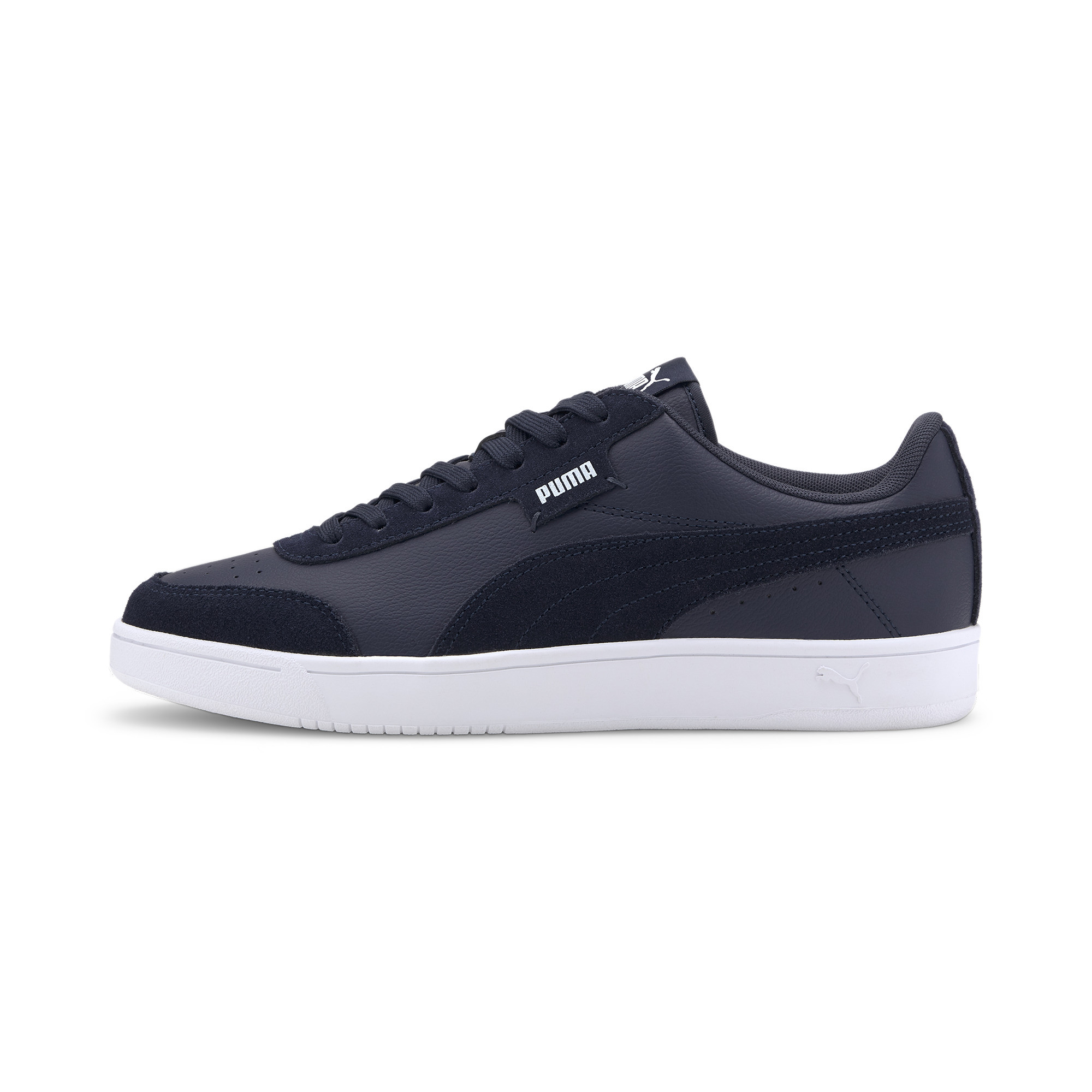 Indexbild 16 - PUMA Court Legend Lo Sneaker Unisex Schuhe Basics Neu