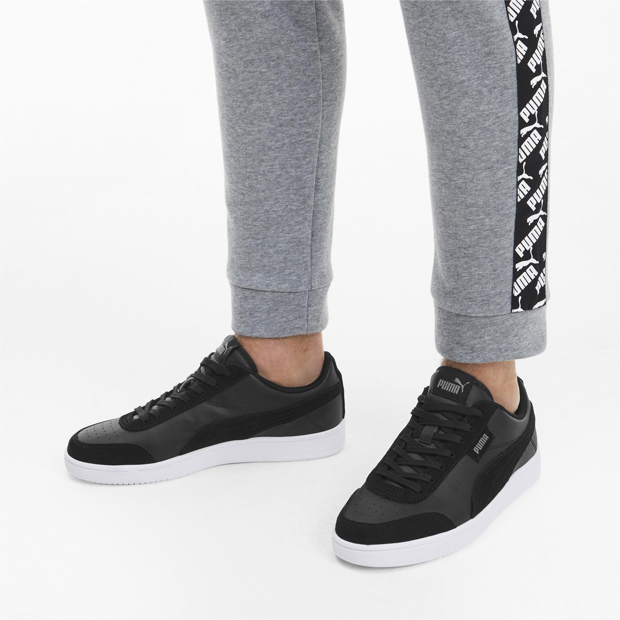 Indexbild 24 - PUMA Court Legend Lo Sneaker Unisex Schuhe Basics Neu