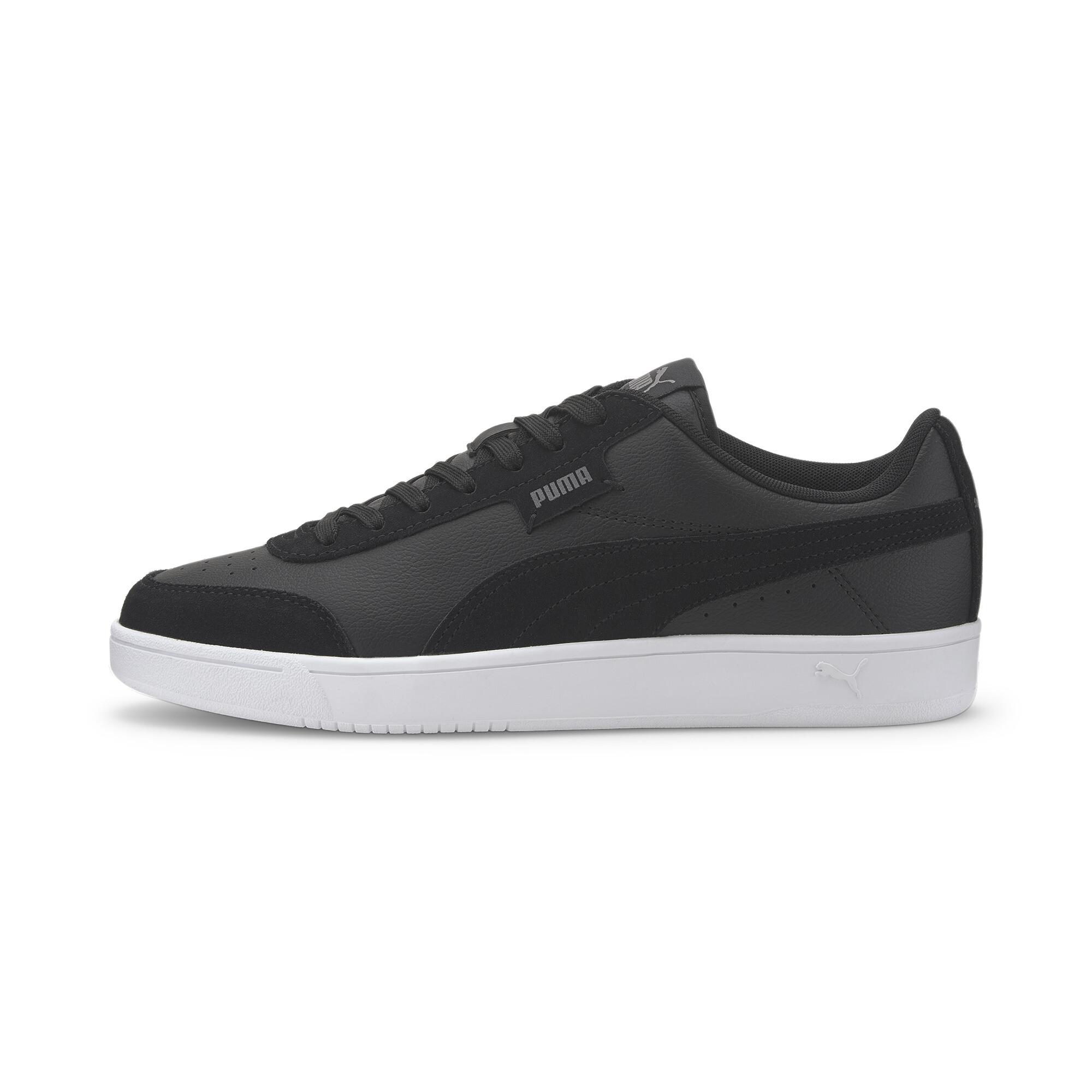 Indexbild 23 - PUMA Court Legend Lo Sneaker Unisex Schuhe Basics Neu