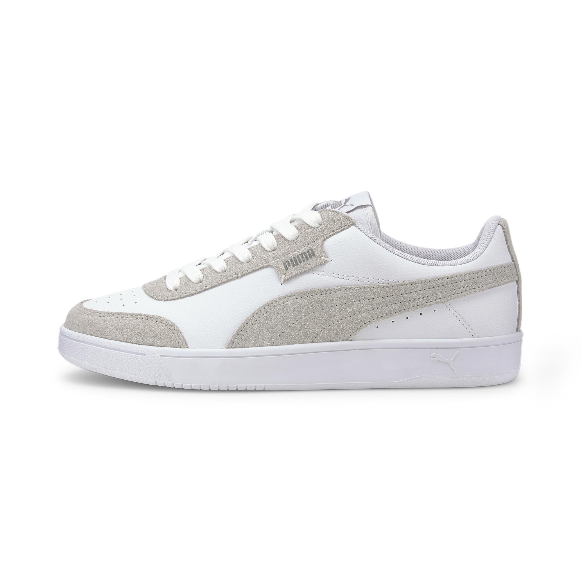 Indexbild 10 - PUMA Court Legend Lo Sneaker Unisex Schuhe Basics Neu