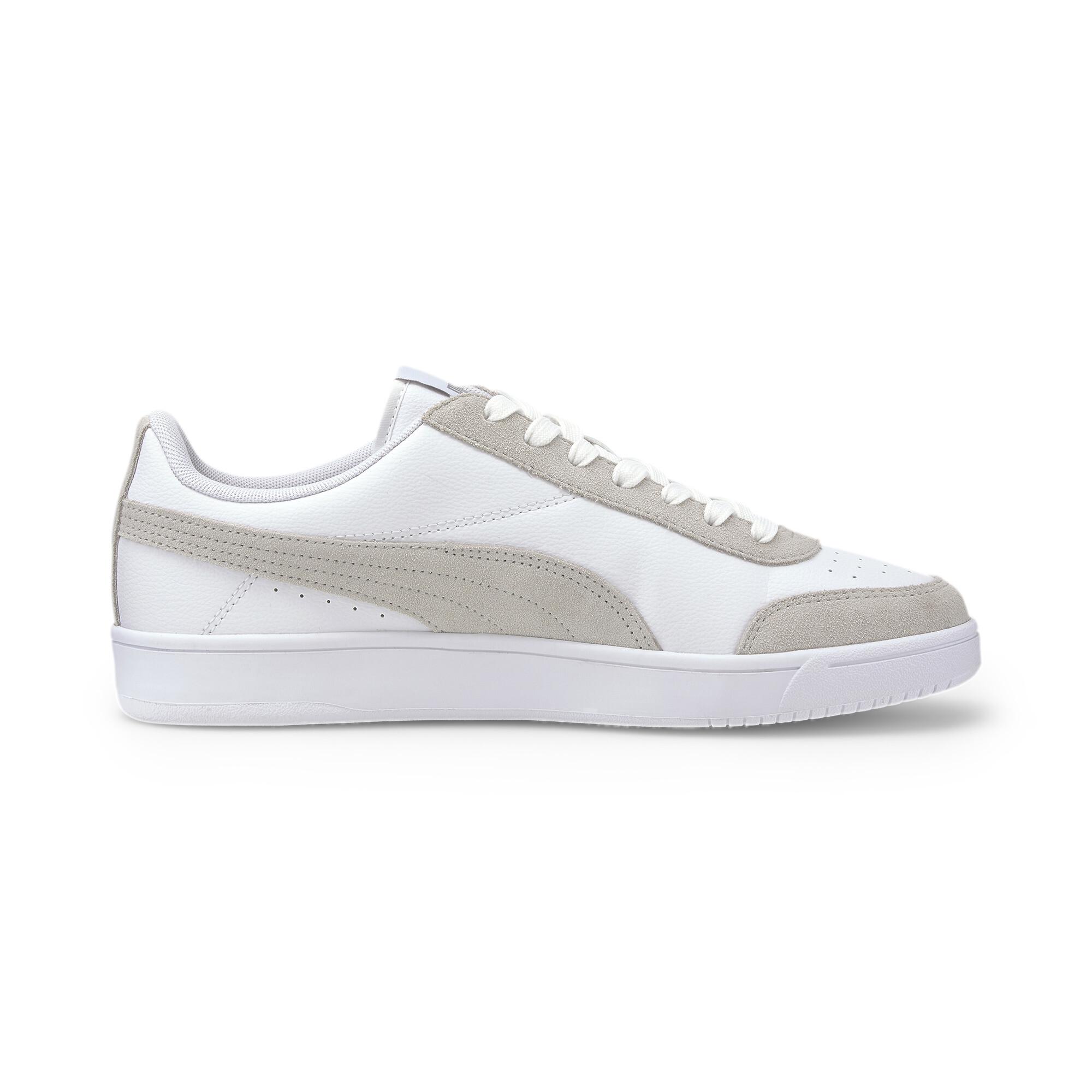 Indexbild 12 - PUMA Court Legend Lo Sneaker Unisex Schuhe Basics Neu