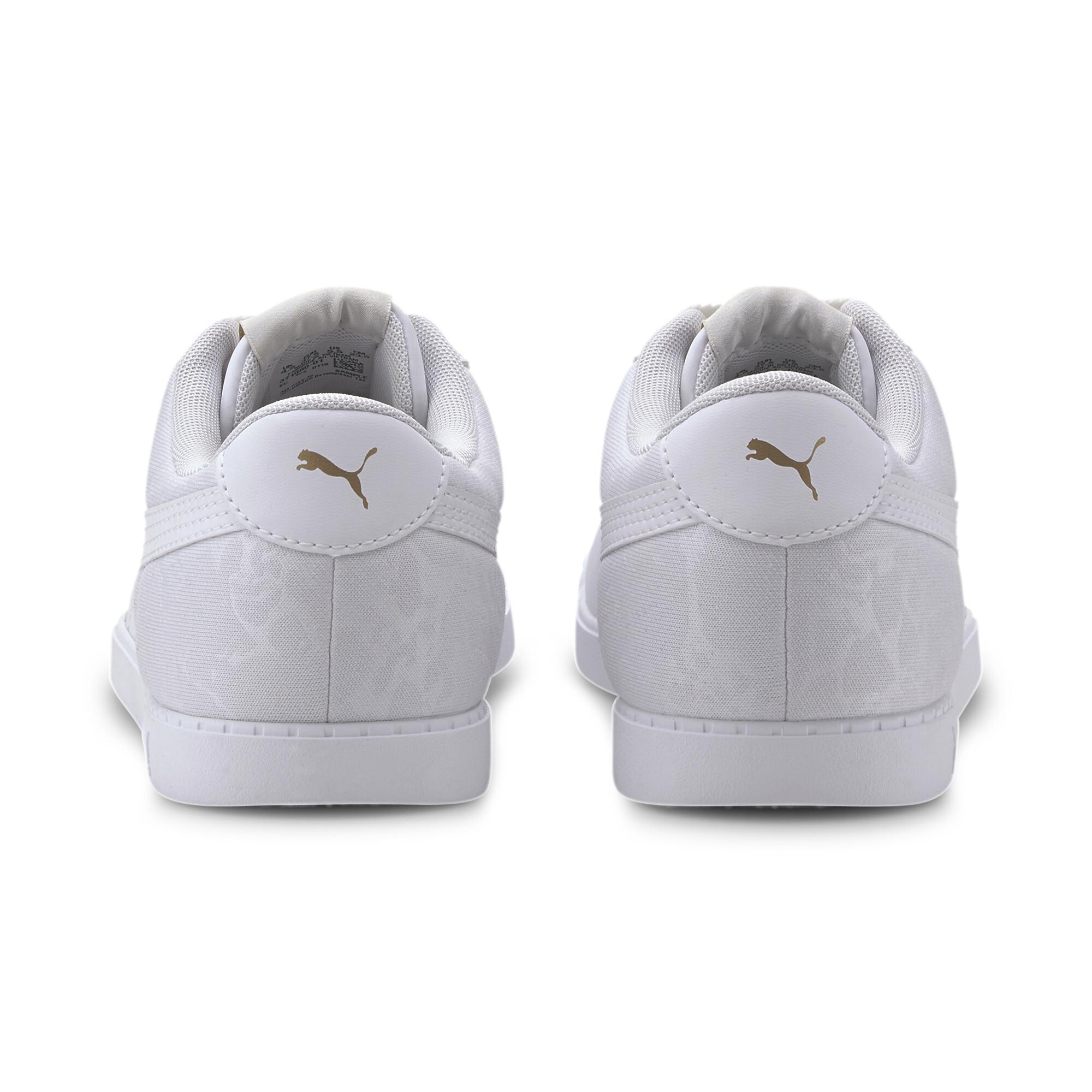 PUMA-Women-039-s-Carina-Slim-Veil-Sneakers thumbnail 3