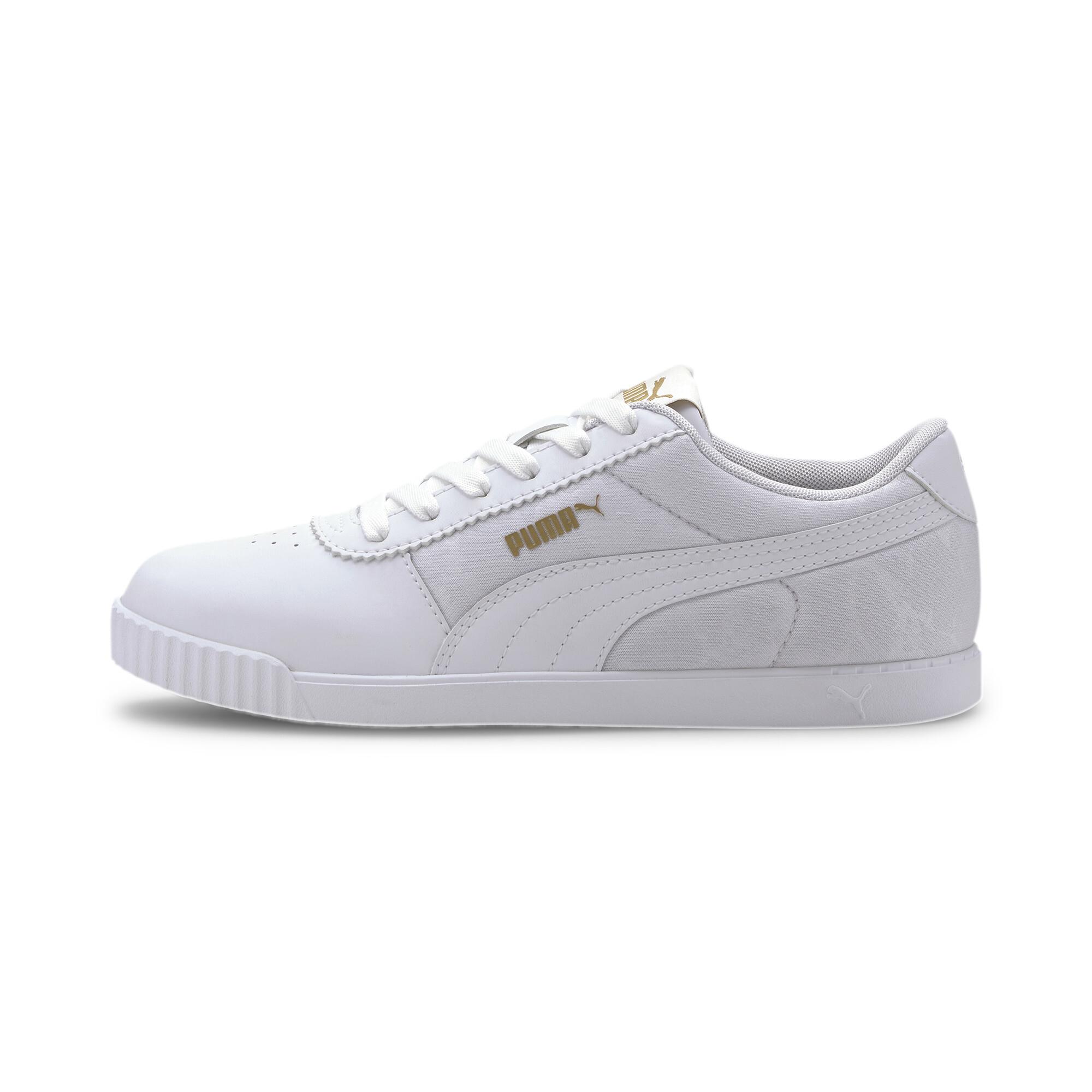 PUMA-Women-039-s-Carina-Slim-Veil-Sneakers thumbnail 4