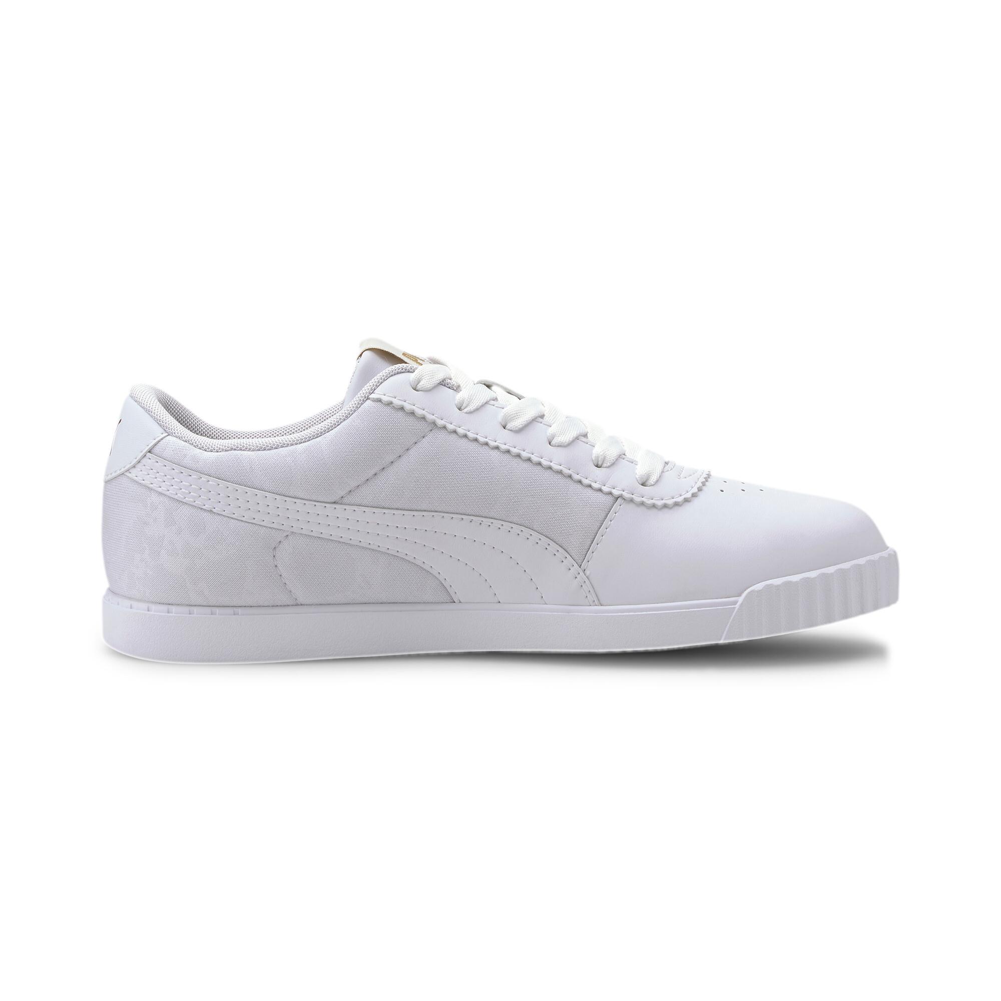 PUMA-Women-039-s-Carina-Slim-Veil-Sneakers thumbnail 7