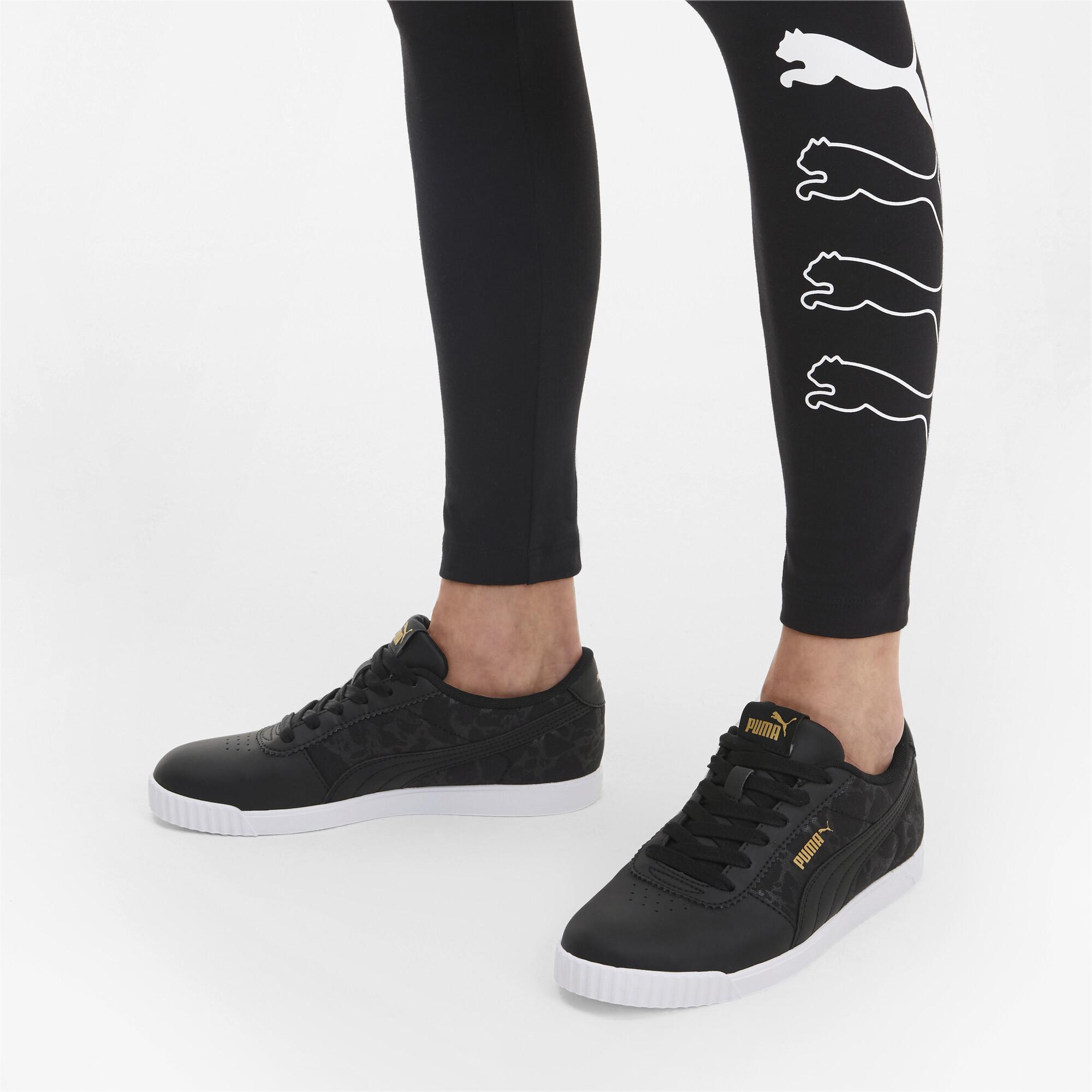 PUMA-Women-039-s-Carina-Slim-Veil-Sneakers thumbnail 12