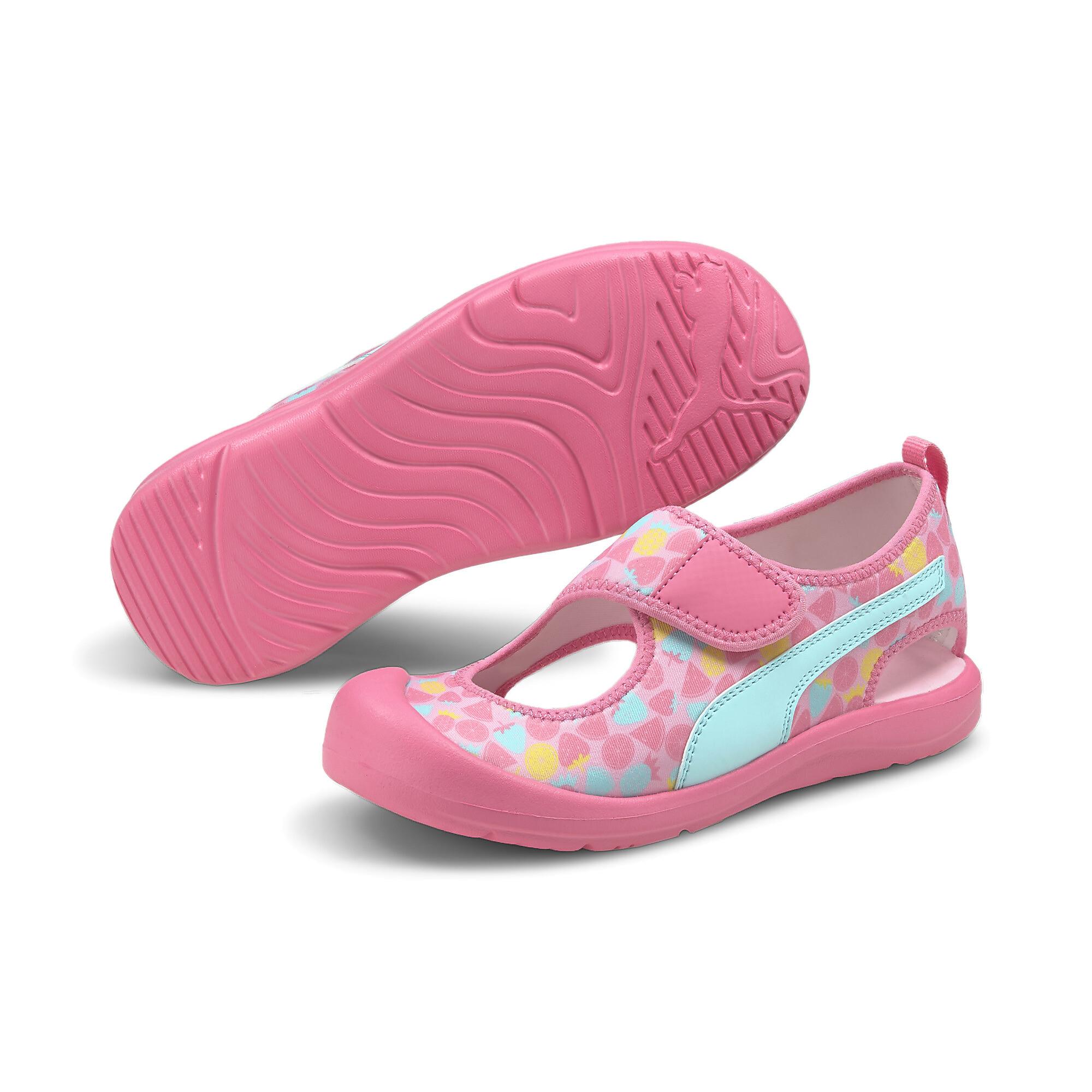 <プーマ公式通販> キッズ プーマ アクアキャット PS サンダル 17-21cm ユニセックス Sachet Pink-Island Paradise |PUMA.com