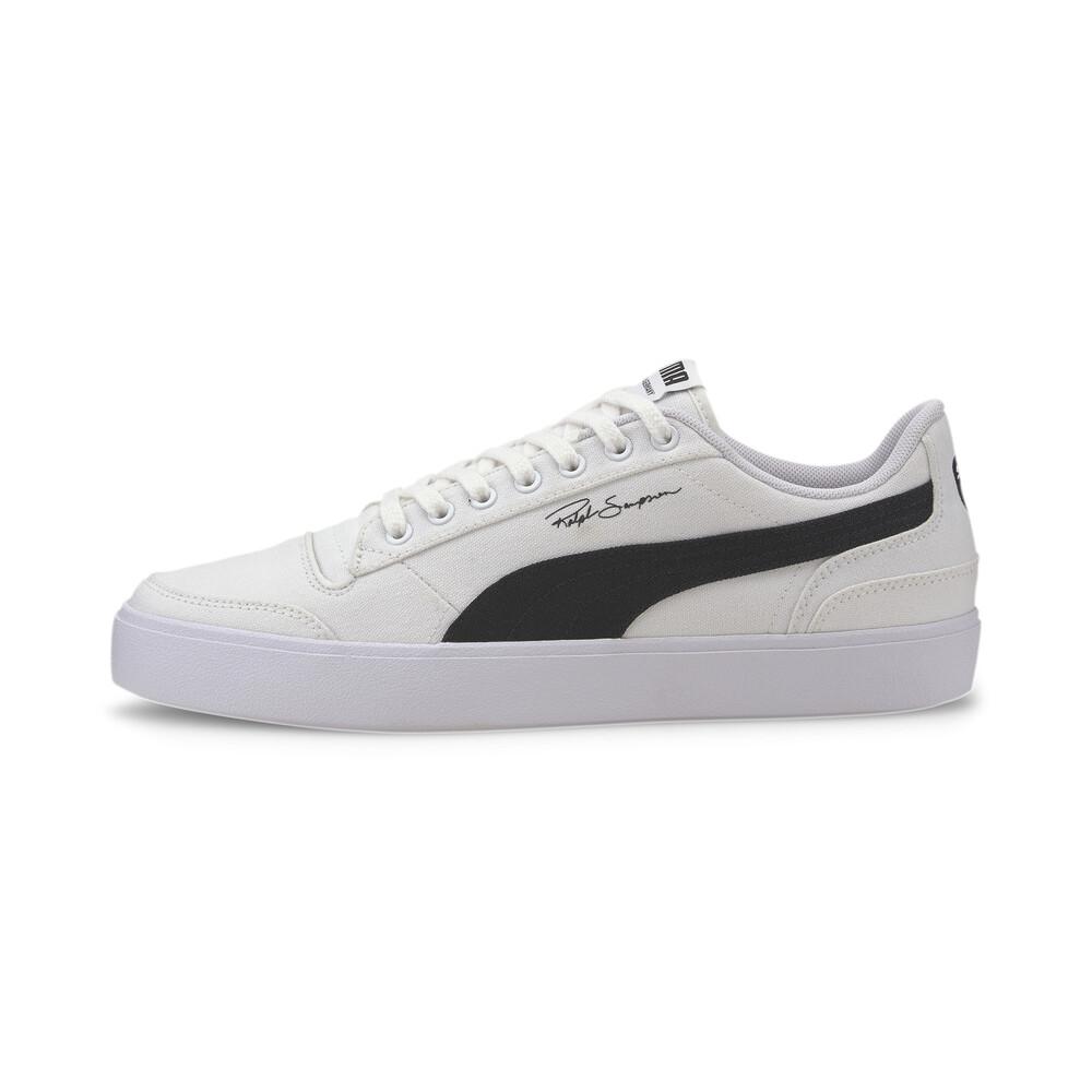 Image PUMA Ralph Sampson Vulcanised Canvas Sneakers #1