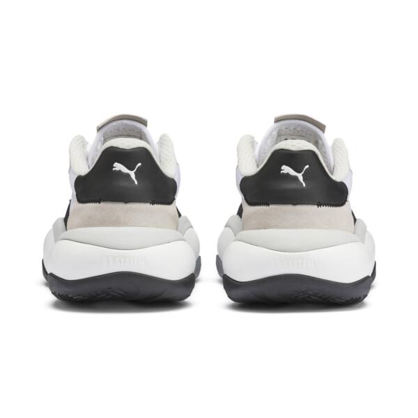 Alteration Kurve Trainers, Vaporous Gray-Puma White, large