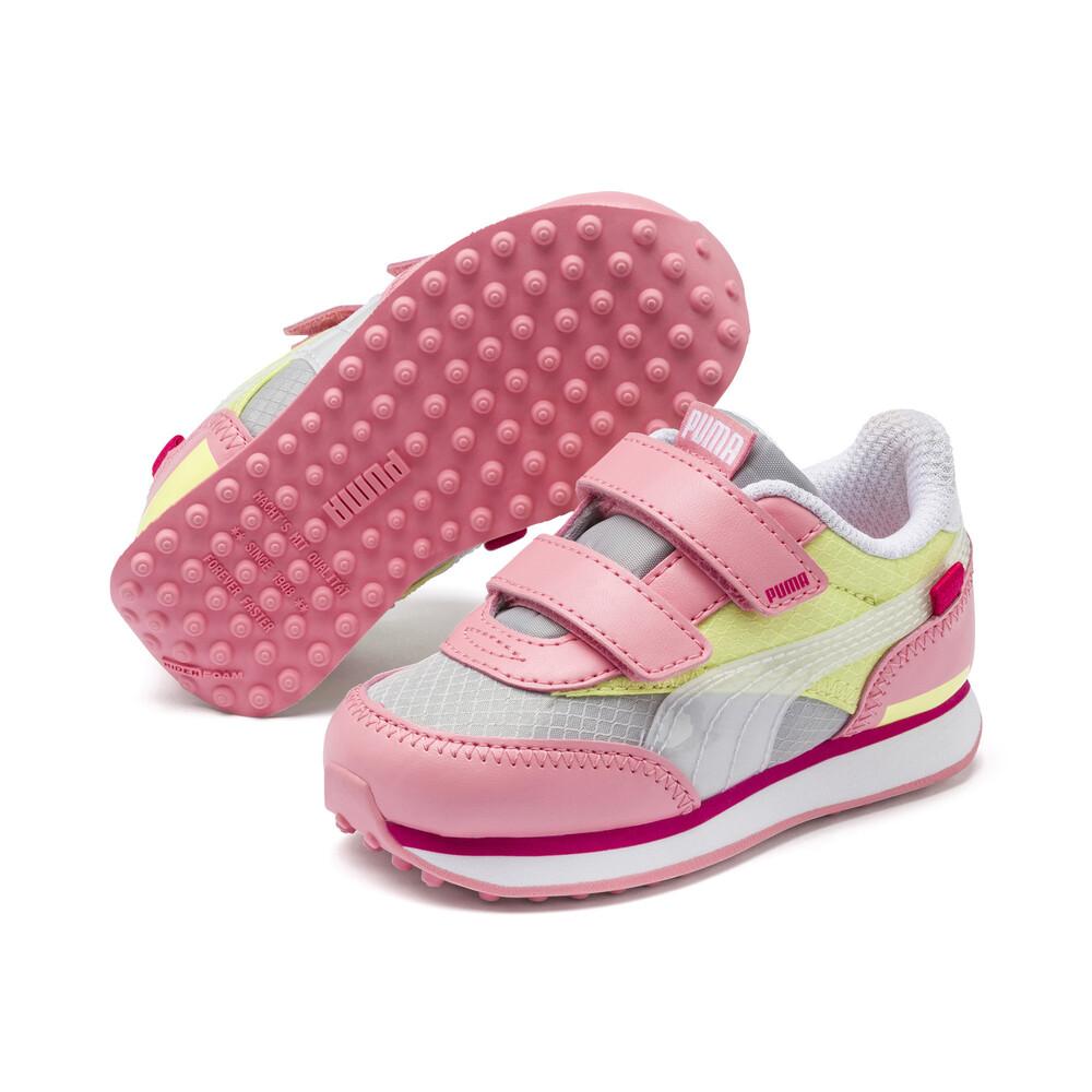 Görüntü Puma FUTURE RIDER Fun On Bantlı Bebek Ayakkabı #1