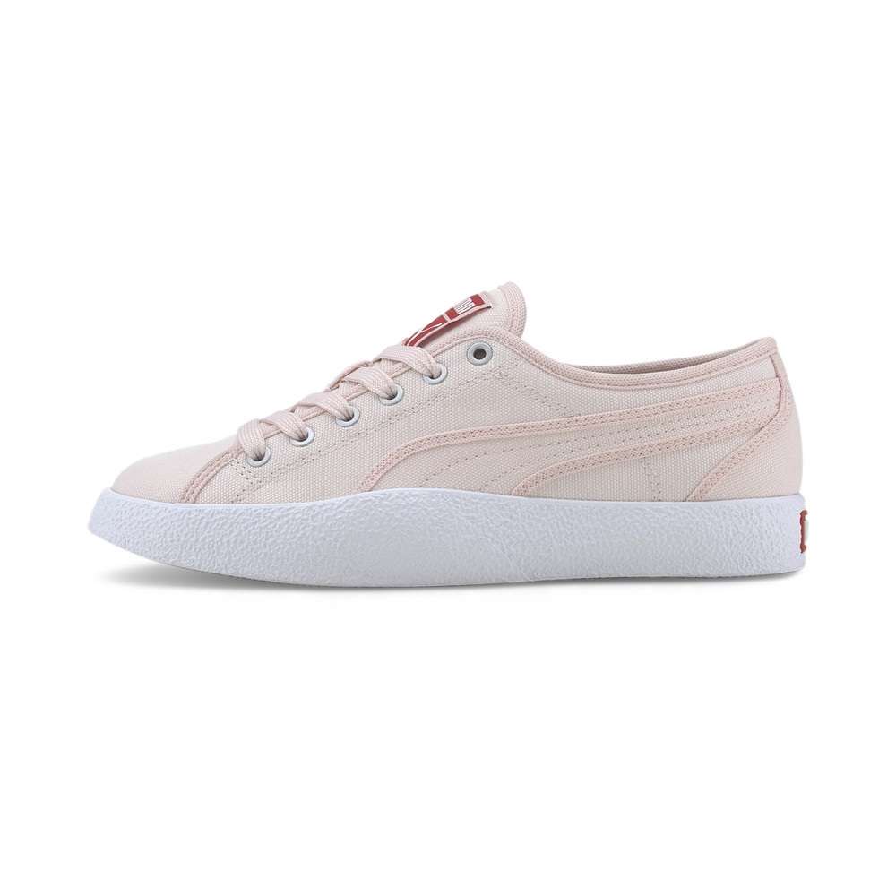 Image PUMA Love Canvas Women's Sneakers #1