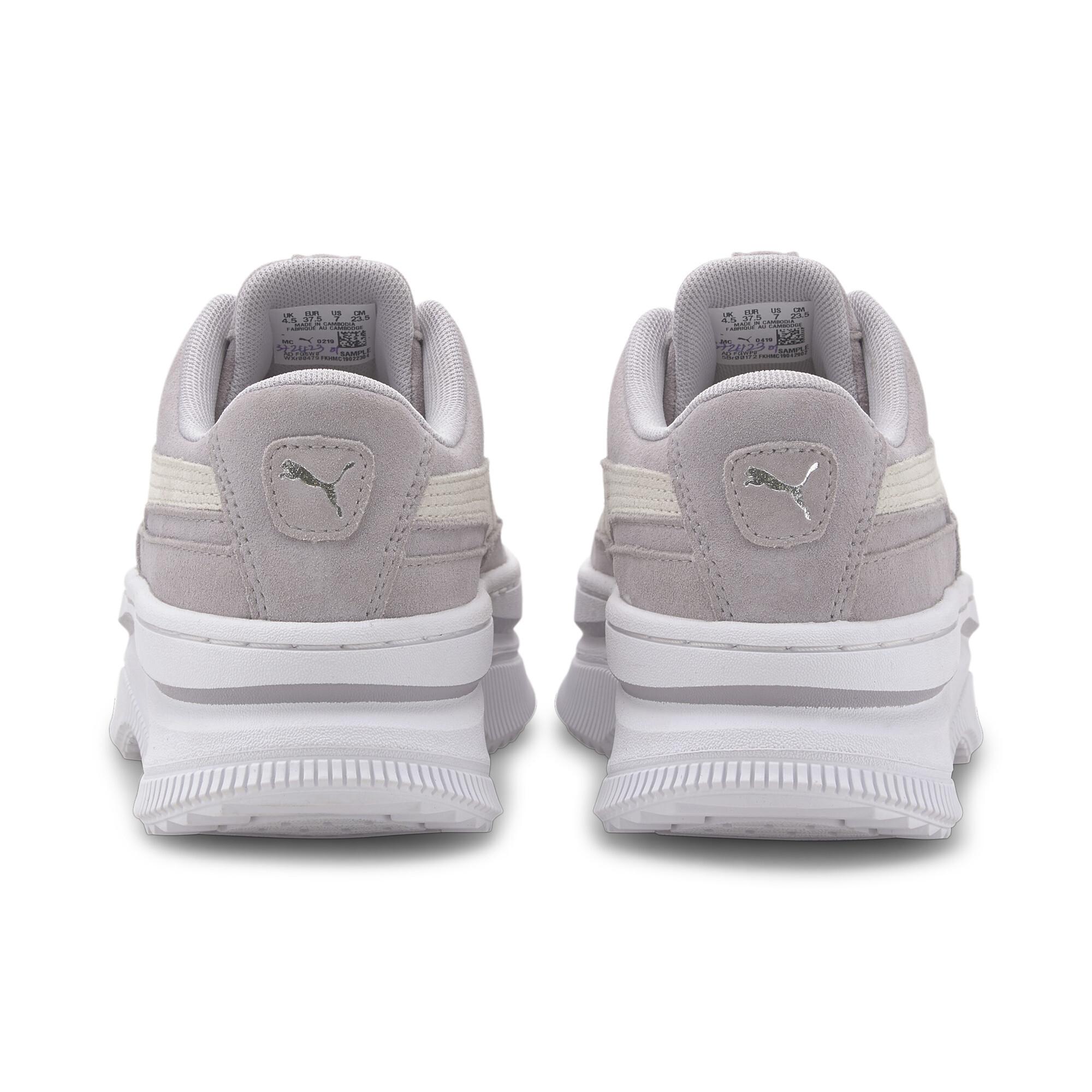 PUMA-Women-039-s-DEVA-Suede-Sneakers thumbnail 17