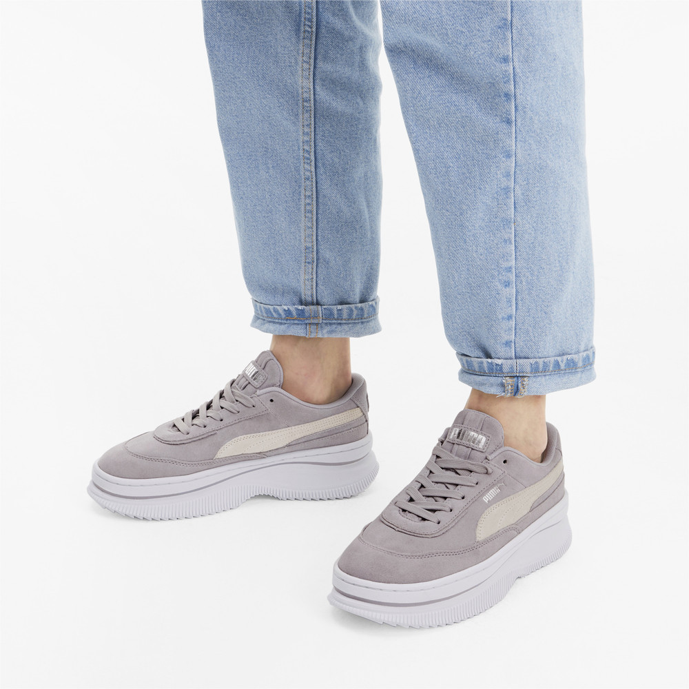 Image PUMA Deva Suede Women's Sneakers #2