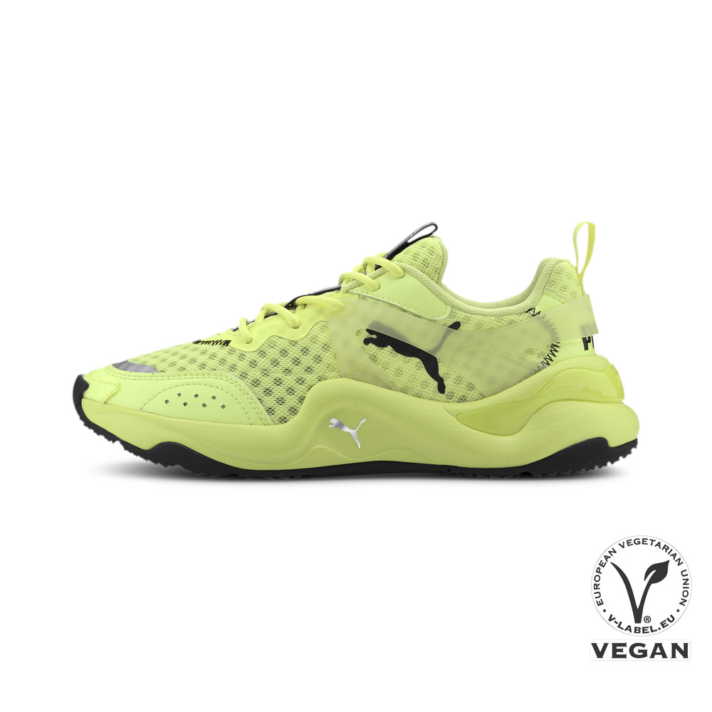 Image Puma Rise Neon Women's Trainers #1