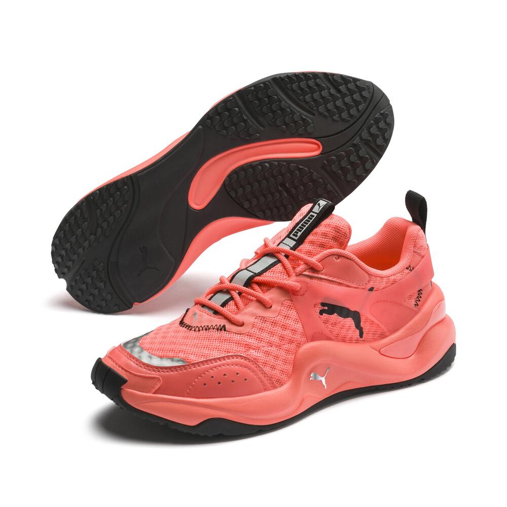 Image PUMA Rise Neon Women's Sneakers #2
