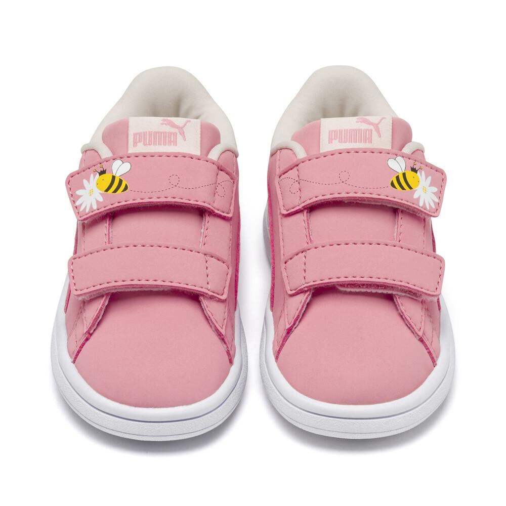 Görüntü Puma Smash v2 Bees Bantlı Bebek Ayakkabı #2