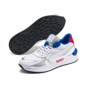 Thumbnail 2 of PUMA x SPACE AGENCY RS 9.8 スニーカー, Puma White-Puma Silver, medium-JPN
